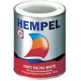 Hempel Hard Racing White 750ml