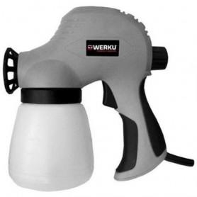 Pistola para pintar Eléctrica Werku 500W