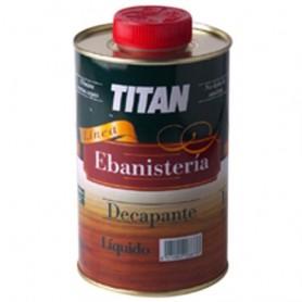 Titan decapante líquido
