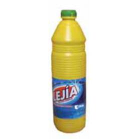 Hiprosol lejía amarilla botella