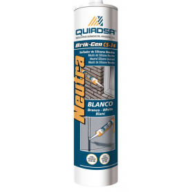 Quiadsa CS-34 Silicona neutra gris 300ml