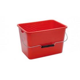 Cubeta roja 6L