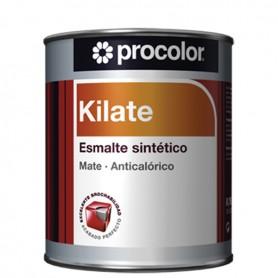 Esmalte sintético Procolor Kilate Anticalórico Plata