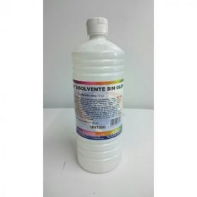 Plainsur - Disolvente sin olor 1L