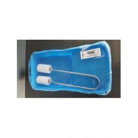 Alba rulo kit mini rodillo especial pintado verja