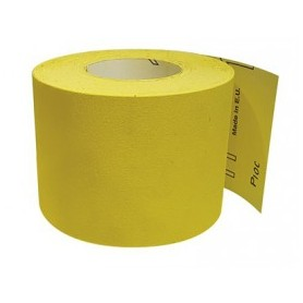 Rollo de lija amarilla - Rpluma
