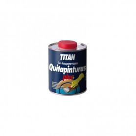 Titan quitapinturas, decapante gel