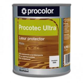 Lasur protector sintético mate Procotec Ultra