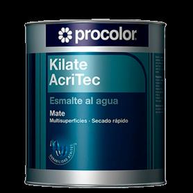 Esmalte al agua mate Kilate AcriTec de Procolor