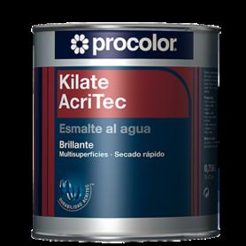Esmalte al agua brillante Kilate AcriTec de Procolor