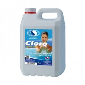 Cloro líquido activo