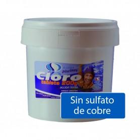 Cloro sin sulfato de cobre Multifunción