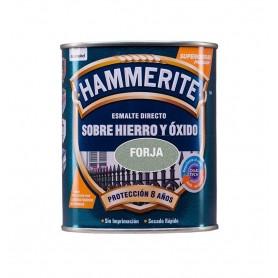 Hammerite esmalte efecto forja