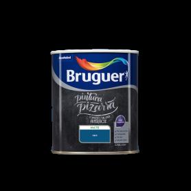 Pintura Pizarra Bruguer - 750ml - 3 Colores