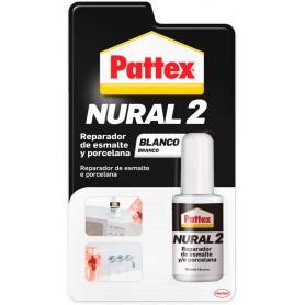 Pattex Nural 2 - reparador de porcelana