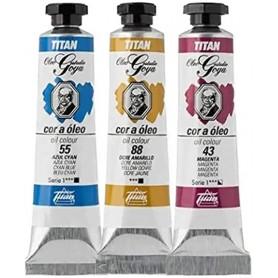 Óleo Extra Fino Goya Titán - Colores y Tamaños