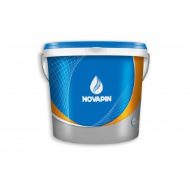 Novapín Esmalte Antioxidante Satinado - Secado Rápido