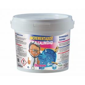 Incrementador de alcalinidad 6 KG