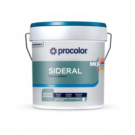 SIDERAL MIX -15LTS- RAL 7012