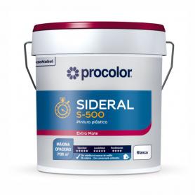Pintura Plástica Colores Sideral S-500