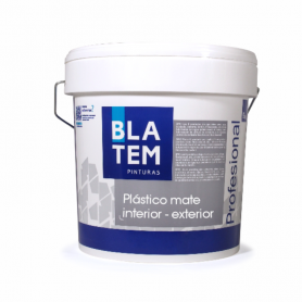 Blatem pintura Plastica mate Interior