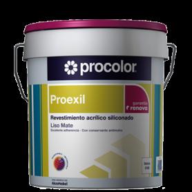 Proexil pintura para fachadas liso mate