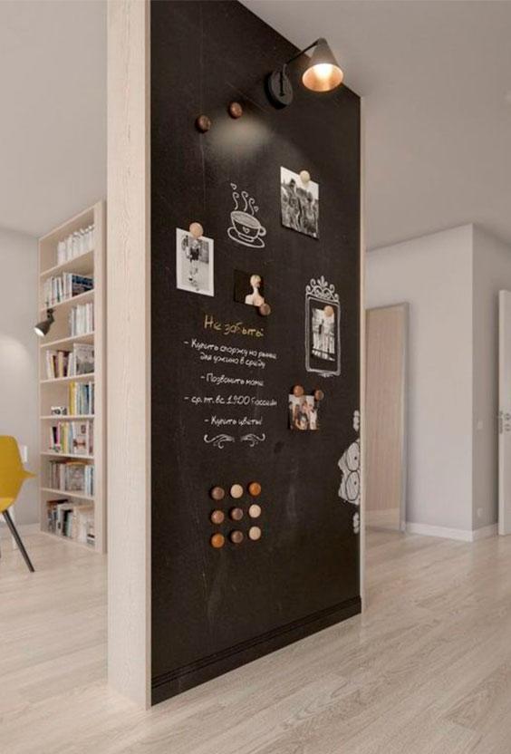 pintura imantada para decorar interiores